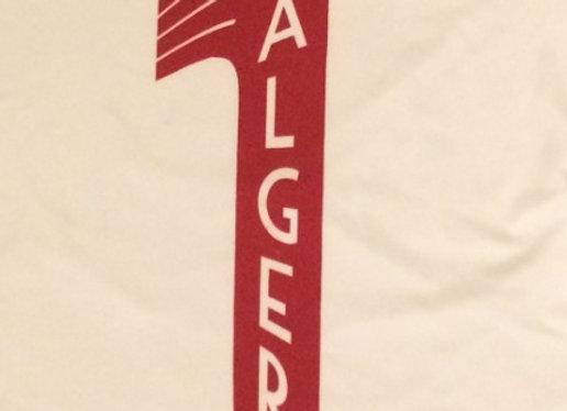 Alger Logo T-Shirt - Men's