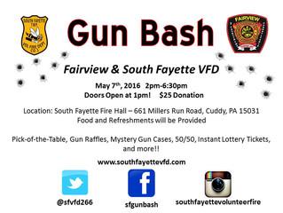 Gun Bash Tickets on Sale