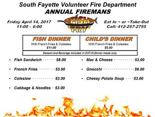 Fish Fry-Good Friday