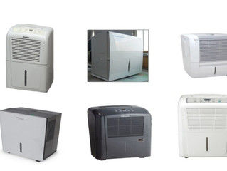 Dehumidifier Recall Following 450 Fires and $19 Million in Property Damage; Brand Names Include Frig
