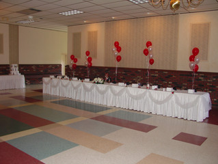 Need a Venue? South Fayette Banquet Hall.
