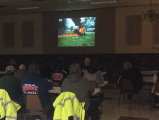 South Fayette Fire District Training (Scene Size Up)