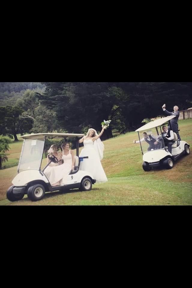 Cart WEdding