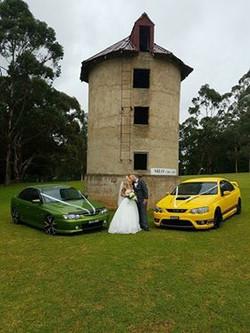 Wedding Jessica Rod