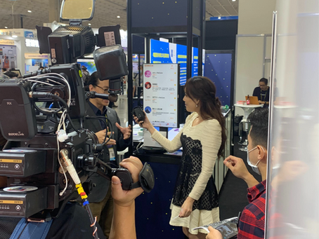 WaCare受邀經濟部中小企業處邀請參與「台灣國際人工智慧暨物聯網展」