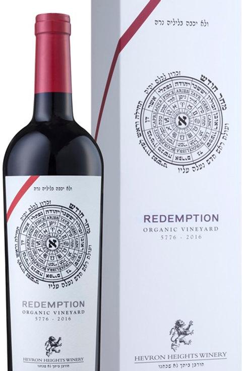 Redemption Wine
