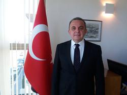 Ambassador Mekin Mustafa Kemal Okem