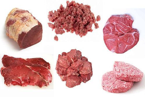 Monthly Mixed Meat Box