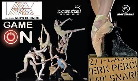 Israel Ballet & Mayumana