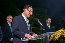 Ambassador Carlos Morales