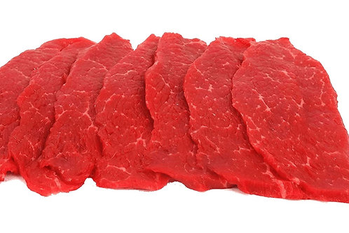Top Round Minute Steaks