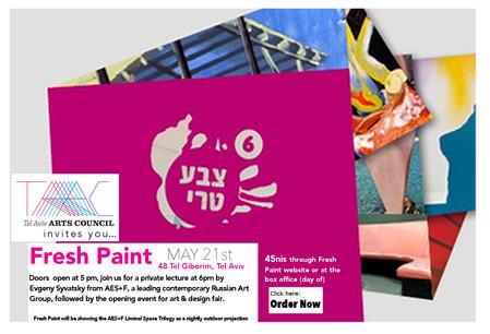 Fresh Paint Art Fair