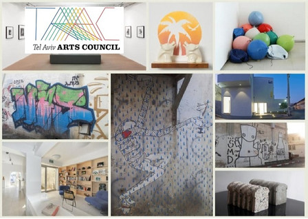 Art Tour Series, The Urban Art of Tel Aviv's Creative Center