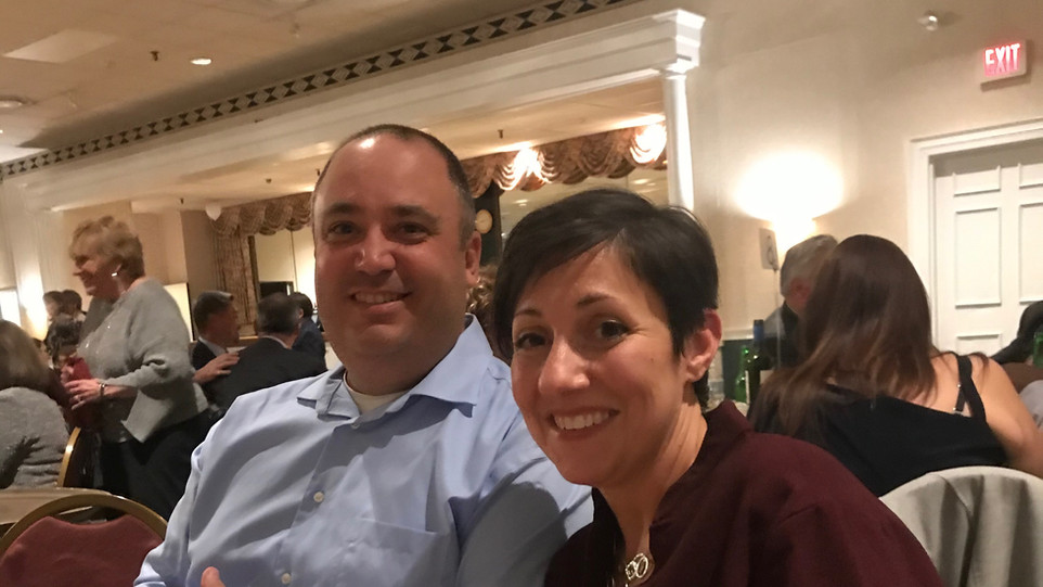 Society members and families supported the Ciociaro club scholarship banquet on 11/9/19.