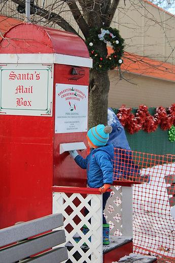Santas Mailbox 2019 Nonantum