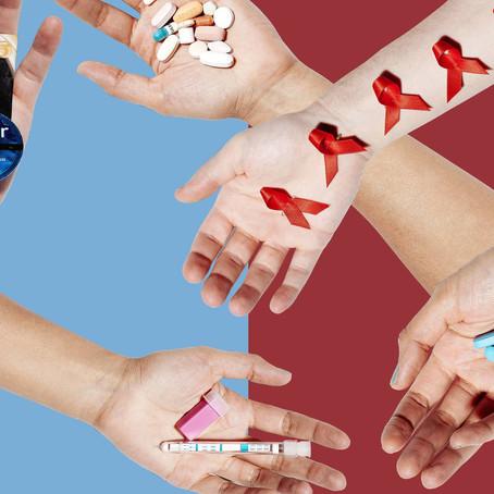 Deuxième cas mondial de rémission d'un patient atteint du VIH : par France Inter.