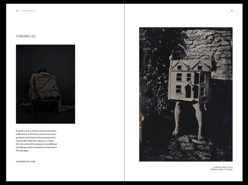 MFA Open Studio 2015 Catalogue
