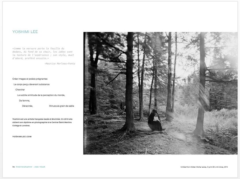MFA Open Studio 2016 Catalogue