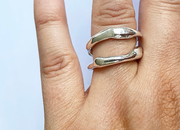 rings . STACKERS . a pair of 2