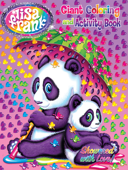Activity Book Cover Design
