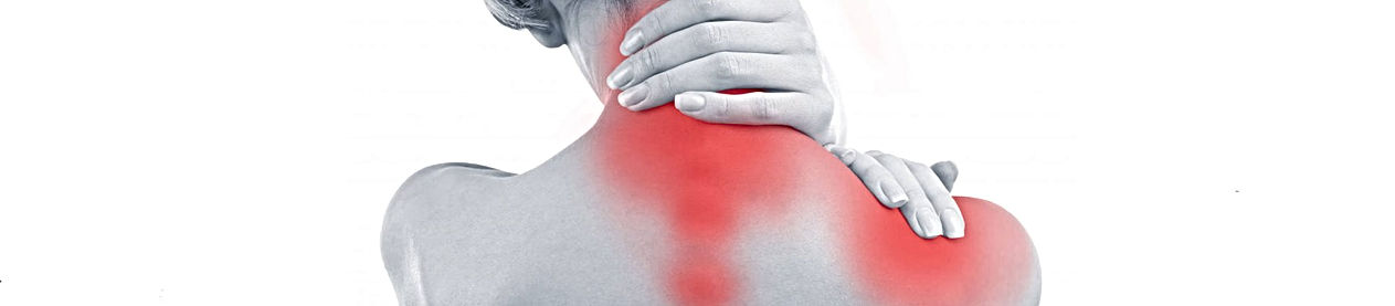 Cervical disc bulge and neck pain