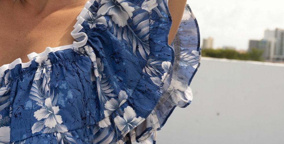 Hawaiian Folk Dress