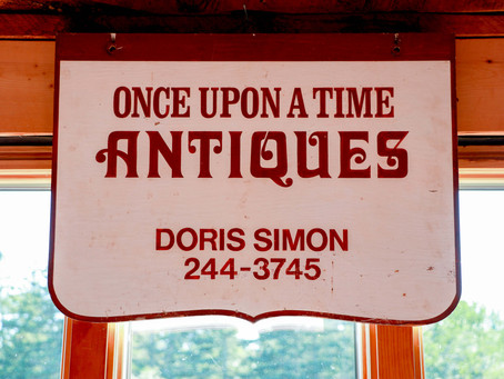 Once Upon a Time Antiques