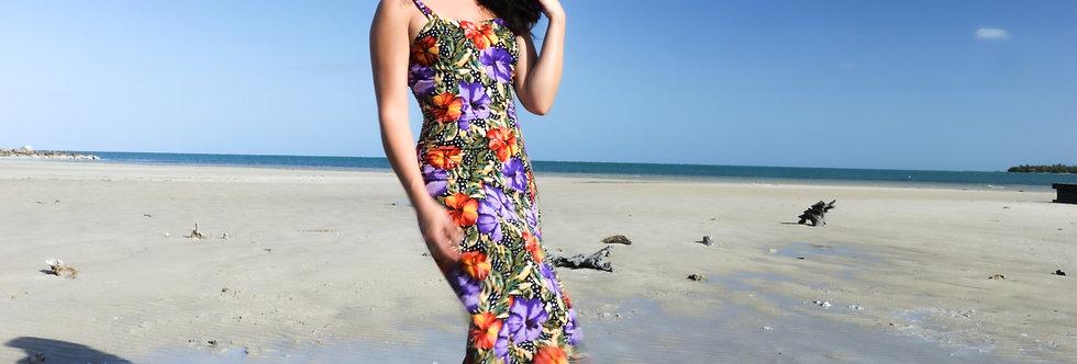 Flor de Jamaica Dress