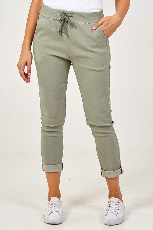 Magic Trousers - Khaki