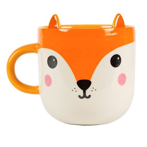 Hiro Fox Mug