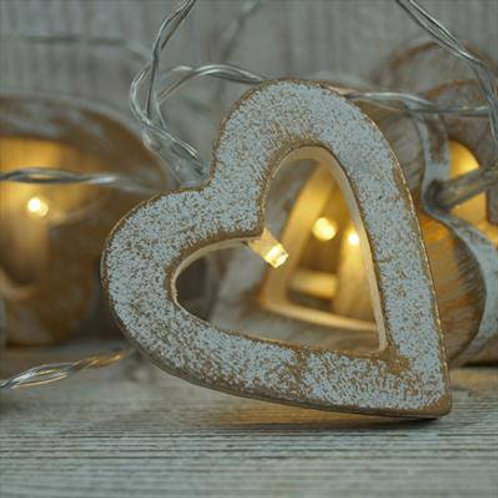 Heart LED Lights