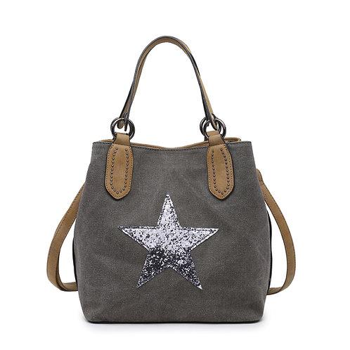 Star Bag - Dark Grey