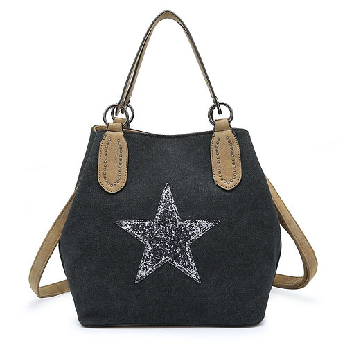 Star Bag - Black