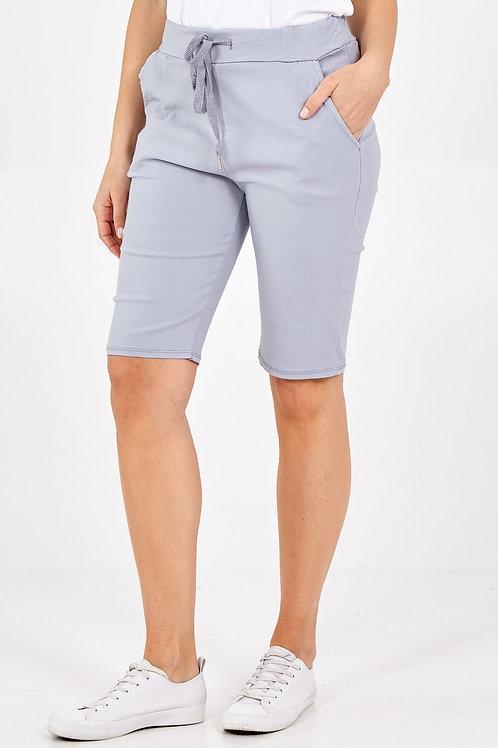 Georgia 'Magic' Shorts - Grey