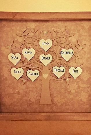 Family Tree (25cm)