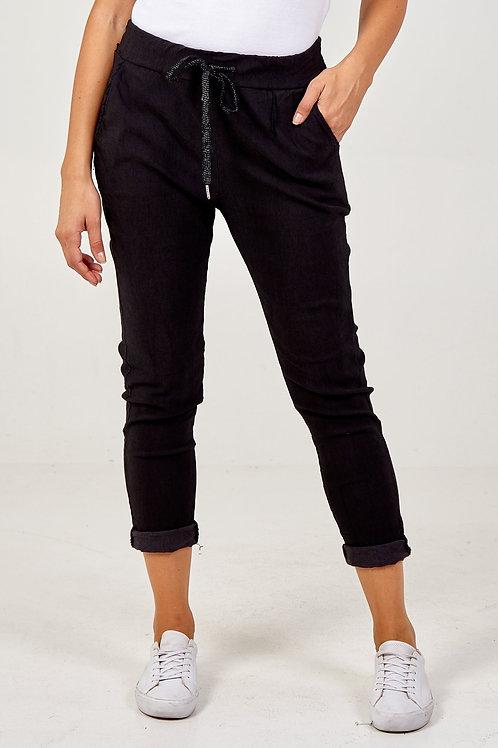 Magic Trousers - Black