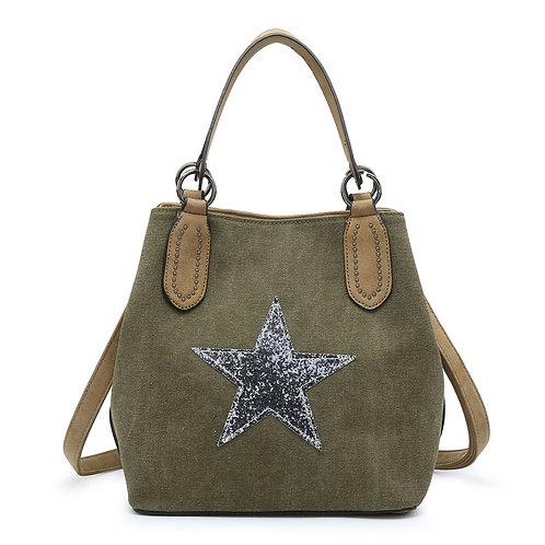 Star Bag - Khaki