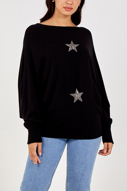 Elodie Jumper - Black