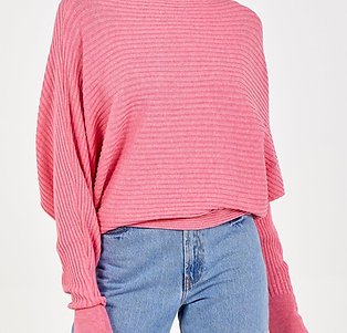 Esme Jumper - Hot Pink