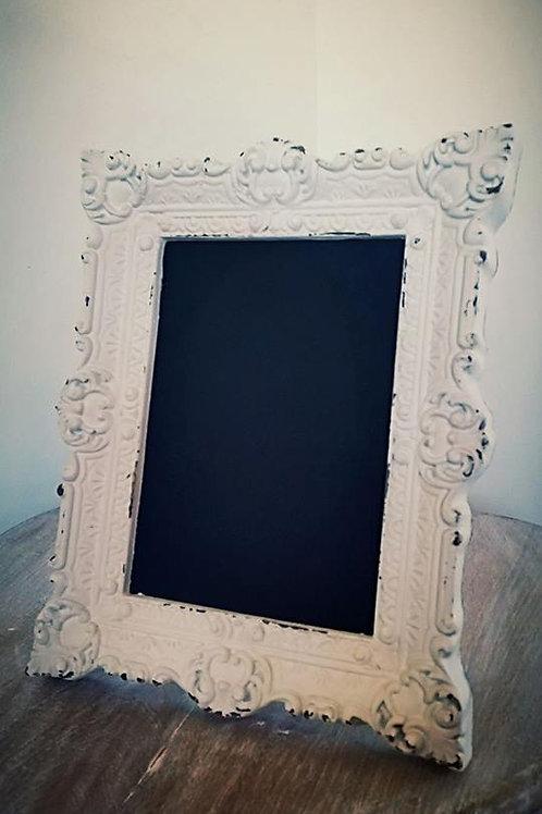 Chalkboard Boudoir Frame