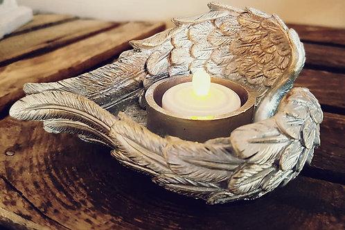 Angel Wing Tealight Holder