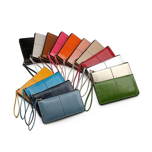 Wristlet Purse - Variety of Colours