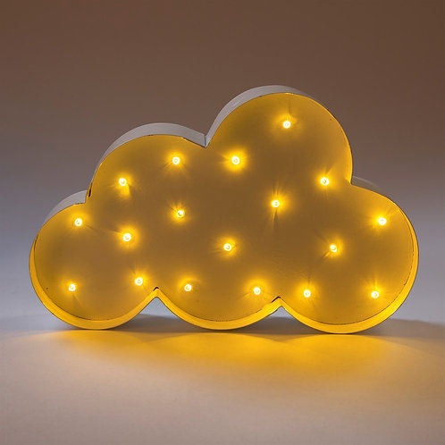 Light Up LED Cloud