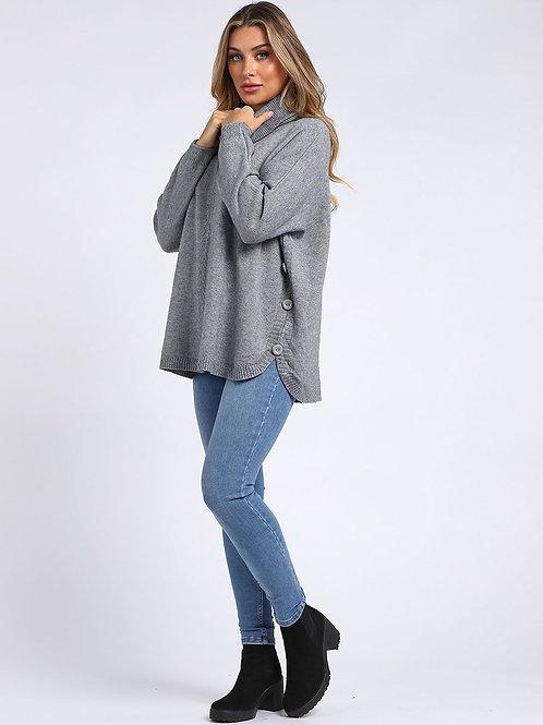 Kirsten Jumper - Grey