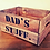 Thumbnail: Dad's Stuff Rustic Crate