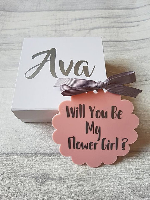 Flower Girl Box