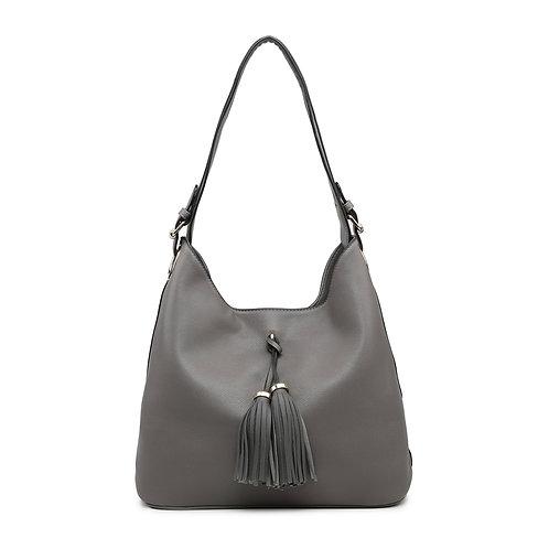Mackenzie Bag - Dark Grey
