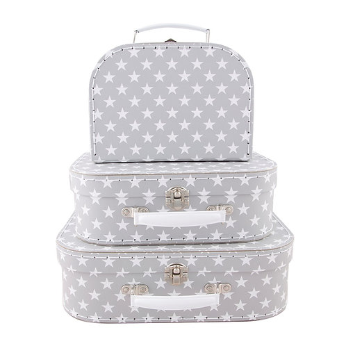 Nordic Star Suitcases (Set Of Three)