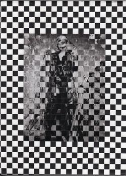 Tejidos de Papel - Madonna BN