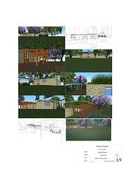 Planos de Paisajismo, 3D